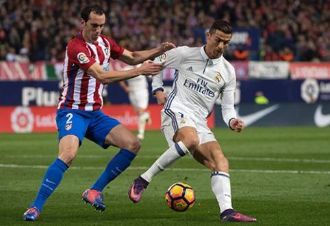 C.Ronaldo ir D.Godino dvikovos: kas triumfuos šį sykį?
