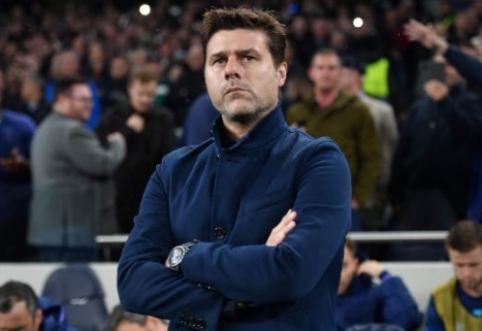 """M. Pochettino tikisi dirbti """"Tottenham"""" klube """"dar bent penkerius metus"""""""