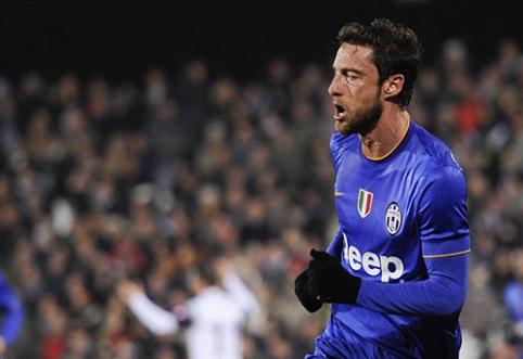 C.Marchisio planuoja baigti profesionalo karjerą