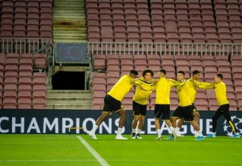 """""""Barcelona"""" – """"Borussia"""": nepralaužiamos namų sienos (įdomūs faktai)"""