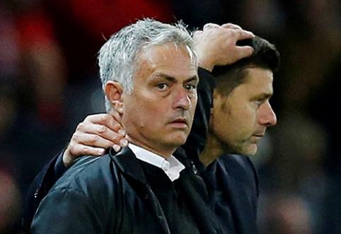 """G.Johnsonas apie J.Mourinho: jauni """"Tottenham"""" žaidėjai turėtų sunerimti"""