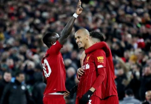 """Rimta paraiška: """"Liverpool"""" namuose susitvarkė su """"Man City"""""""