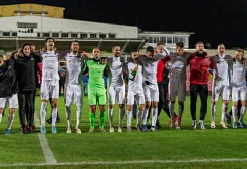 """FIFA prezidento sveikinimai – Marijampolės """"Sūduvos"""" futbolininkams"""