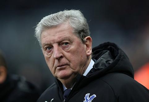 R.Hodgsonas: be naujokų stebuklų nebus