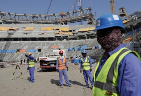 G. Neville'o kelionė į Artimuosius Rytus: kaip pasaulio čempionatui ruošiasi Kataras?