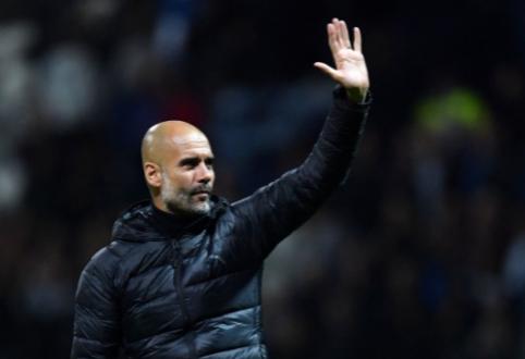"P. Guardiola: ""Esu didelis Zidane'o gerbėjas"""