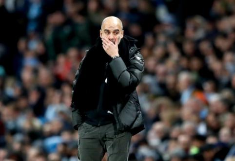 """P. Guardiola: """"Padėjome """"Liverpool"""" tapti tuo, kuo jie yra dabar"""""""