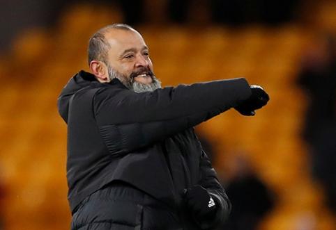 """Arsenal"" derybos su ""Wolves"" treneriu įsibėgėja"
