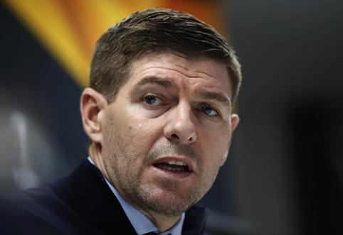 "S.Gerrardas pratęs sutartį su ""Rangers"""