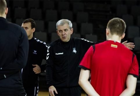 """J.Ryvkinas: """"Baltijos turnyras parodė, kad dar nesame pajėgūs"""""""