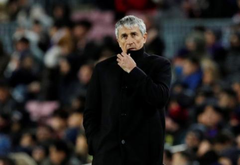 """Q. Setieno efektas: """"Barcelona"""" jau pirmajame mače buvo arti P. Guardiolos rekordo"""