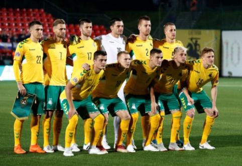 Birželio pradžioje – Baltijos taurės turnyro startas