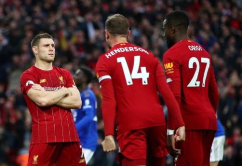 """""""Liverpool"""" nuo kito sezono rungtyniaus su """"Nike"""" aprangomis"""