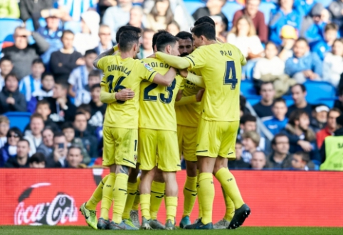 """La Liga"": S. Cazorlos įvartis pražudė ""Real Sociedad"" vienuolikę"