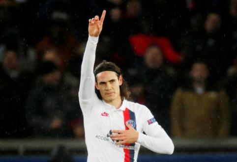 """Sausio 4 d. transferai ir gandai: neišdegęs """"Leicester"""" planas ir sprendimo laukiantis E. Cavani"""