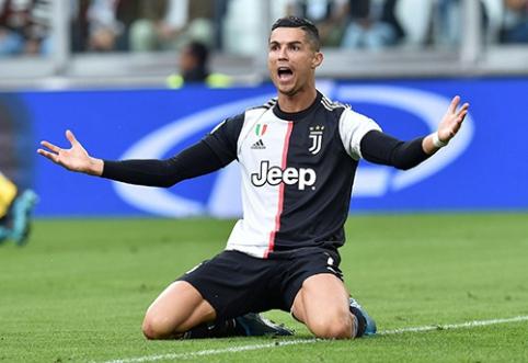 G.Batistuta patraukė per dantį C.Ronaldo: aš nesiilsėdavau