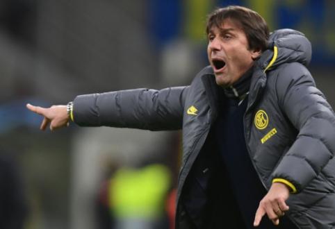 """A. Conte: """"Napoli"""" sudėtis yra antra geriausia visoje """"Serie A"""""""