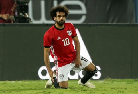 M. Salah vasarą gali dalyvauti olimpinėse žaidynėse