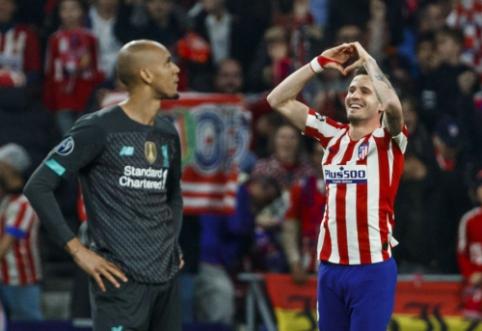 """Buvęs """"Liverpool"""" žaidėjas: """"Įveikti """"Atletico"""" gali būti sunkiau nei """"Barceloną"""""""