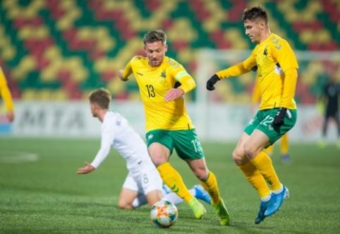 Ištraukti UEFA Tautų lygos burtai: Lietuva sužinojo savo varžovus