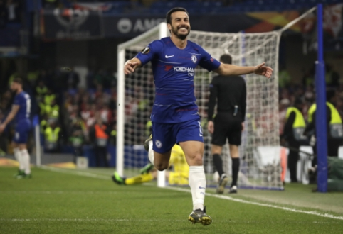 """Pedro artėja prie persikėlimo į """"Serie A"""" lygą"""