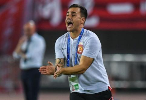 """F. Cannavaro: """"Europoje futbolo teks palaukti dar kelis mėnesius"""""""