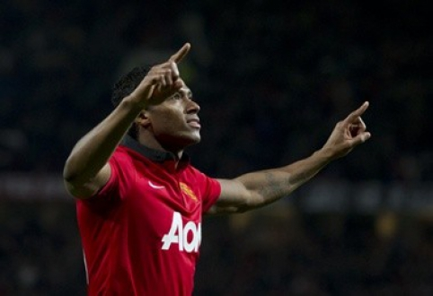"A.Valencia susiejo ateitį su ""Manchester United"" klubu"