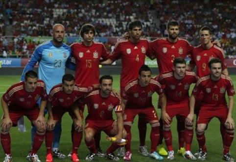 Paaiškėjo galutinė Ispanijos rinktinės sudėtis pasaulio čempionatui