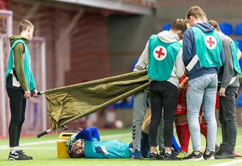"""""""Žalgirio"""" padėka medikams – nemokamas įėjimas į rungtynes"""