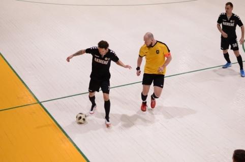 Atranka į futsal A lygą – 4 pretendentai, 2 vietos