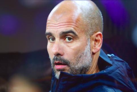 """J. Guardiola į """"Man City"""" trenerių štabą pasikvietė savo mentorių"""