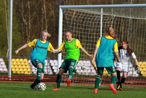 Europos moterų čempionato atrankos rungtynės nukeltos į rudenį