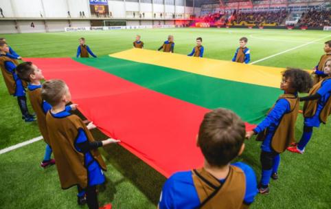 Keičiama Lietuvos jaunimo futbolo varžybų kalendoriaus sistema
