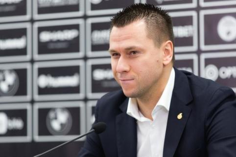 LFF paneigė gandus apie Latvijos čempionato pratęsimą Lietuvoje