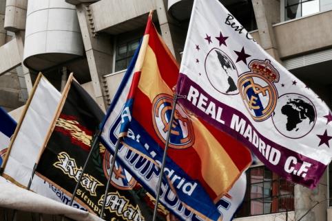 """Madrido """"Real"""" šią vasarą gali likti be naujokų"""