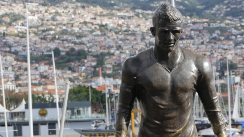 G. Neville'as prakalbo apie pagrindinį C. Ronaldo karjeros tikslą