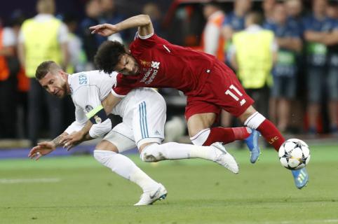 G. Chiellini: S. Ramosas turi dvi neprilygstamas savybes