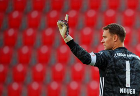 """UEFA apdovanojimuose – """"Bayern"""" žaidėjų dominavimas"""