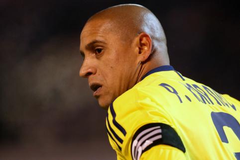 R. Carlosas: buvau per plauką nuo persikėlimo į Londoną