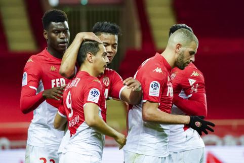"""""""Monaco"""" ekipą gali palikti 30 žaidėjų"""