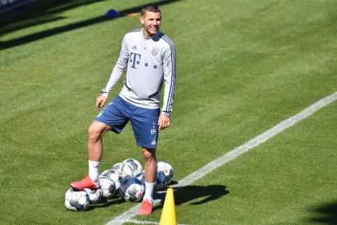 """""""Newcastle"""" nusitaikė į brangų """"Bayern"""" gynėją"""