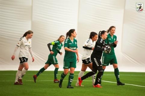 Lietuvos moterų futbolo Žiemos taurės varžybos startuos vasario mėnesį