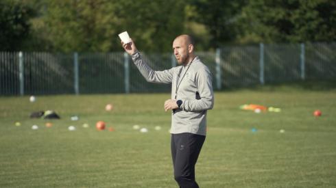 """Trenerio keliu pasukęs D.Galkevičius: """"Nesigailiu, kad turėjau svajonių"""""""