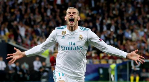 """H. Redknappas: """"Tottenham"""" reikia G. Bale'o magijos"""