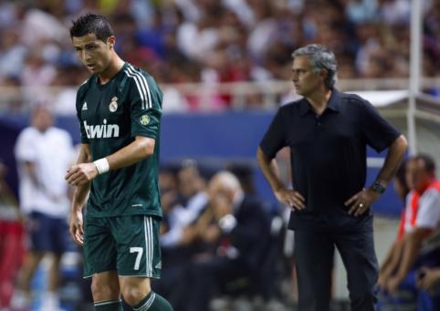 """L. Modričius: """"Mourinho sykį vos nepravirkdė Ronaldo"""""""