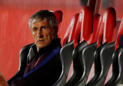 Rivaldo: Q. Setienas privalo laimėti, nes kitaip bus atleistas