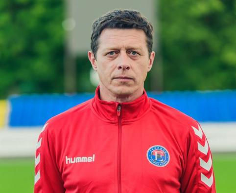 """D. Maciulevičius: """"Ekranas"""" bando gauti Pirmos lygos licenciją"""