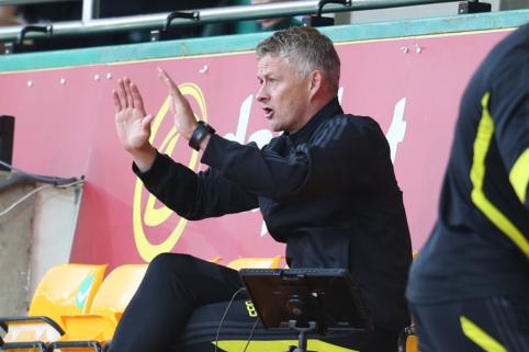 "O. G. Solskjaeras nepatenkintas ""Man Utd"" tvarkaraščiu"