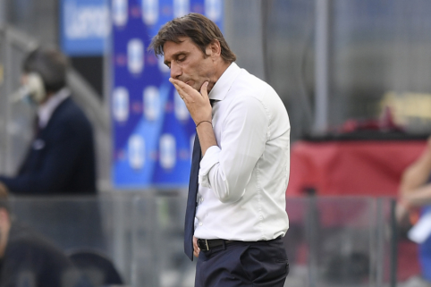 """A. Conte: """"Jaučiu milžinišką nusivylimą"""""""