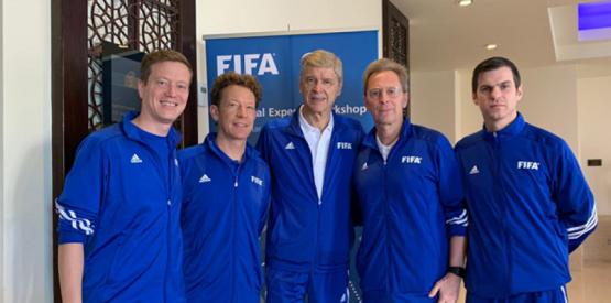 Lietuva tapo FIFA Talentų vystymo programos dalyve